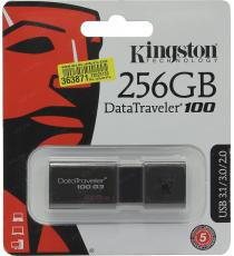 PENDRIVE 128GB DATATRAVELER DT100 G3 USB 3.0 DT100G3/128GB KINGSTON PEN DRIVE 128GB DT100G3-64GB