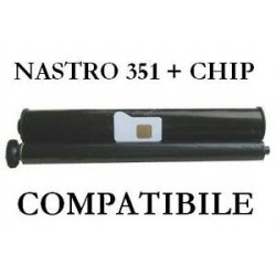 NASTRO TTR PFA 351 COMPATIBILE PER PHILIPS MAGIC 5 CON CHIP 43Mt Magic5 Eco PFA351