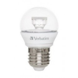 LAMPADINA LED MINI GLOBE E27 5.5W 2700K WW 330LM Clear