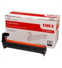 TONER MC853 NERO COMPATIBILE PER OKI MC853dnct MC873dnct MC873dnv 45862840 7.000 PAGINE