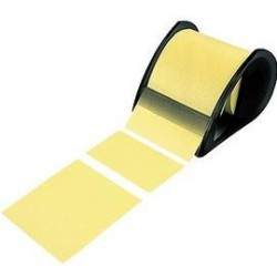 DISPENSER POST-IT NOTE ON ROLL NR168 CON 1 ROTOLO POST-IT NOTE GIALLO CANARY