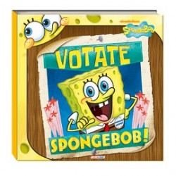 LIBRI IN CARTONE - SPONGEBOB STORIE - VOTATE