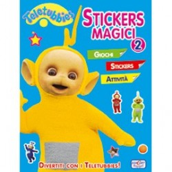 TELETUBBIES3 STOFFA - STICKER MAGICI 2