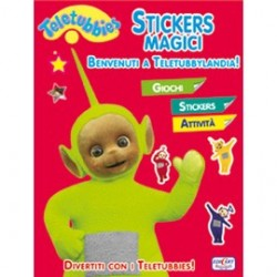 TELETUBBIES2 STICKERS - BENVENUTI A...