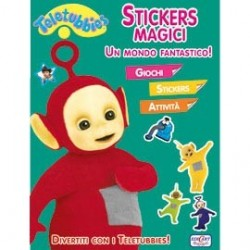 TELETUBBIES2 STICKERS - MONDO FANTASTICO