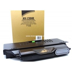 TONER SHARP MX36BK NERO PER SHARP MX2610 MX2640 MX3110N MX3140N MX3610 MX-36GTBA 24.000 PAGINE