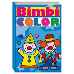ALBUM DA COLORARE - BIMBI COLOR