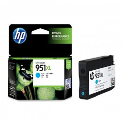 ORIGINALE CARTUCCIA HP 950XL NERA ORIGINALE PER HP PRO8100 PRO8600E PRO8600PLUS CN045AE 2.300 PAGINE CAPACITA' 50ML