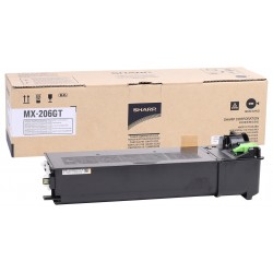 ORIGINALE SHARP AM-30DC NERO ORIGINALE PER SHARP AM 300, AM 400, FO-4200, AM-128 AM30DC 3.000 PAGINE