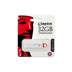 PENDRIVE 16 GB DTIG4 KINGSTON DATATRAVEL G4 USB 3.0 DTIG4/16gb