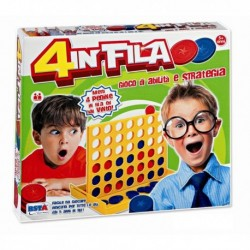 GIOCO 4 IN FILA RONCHI SUPERTOYS