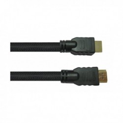 CAVO VIDEO HDMI ALTA VELOCITA' con ethernet ULTRA HD 2,0mt