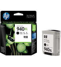 CARTUCCIA HP 940 NERA COMPATIBILE PER HP PRO 8000W,PRO 8500W 910G 940XL C4906A CON CHIP CAPACITA' 69ML