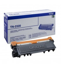 TONER TN2320 NERO COMPATIBILE PER Brother HL-L2300 DCP-L2500 MFC-L2700 2.600 PAGINE TN-2320
