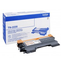 TONER TN-2220 COMPATIBILE TN2220 PER Brother HL 2240, 2270DW, 2250,7360,7460,7860 2600 PAGINE