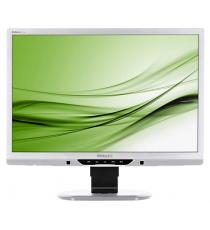 MONITOR PHILIPS BRILLIANCE 225B2CS 22'' LCD Monitor Silver (1680x1050)/HA/TI/SW/VGA/DVI-D/HDCP/VESA/Speakers
