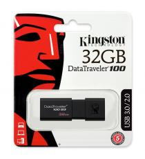 PENDRIVE 16 GB DATATRAVELER DT100 G3 USB 3.0 KINGSTON PEN DRIVE