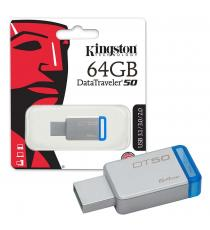 PENDRIVE 32 GB DATATRAVELER 32GB DT50 3.1 - USB 3.0 -DT50/32GB-