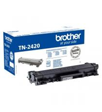ORIGINALE BROTHER TN-2420 PER Brother HL 2310 2350 2370 2375 2510 2530 2550 2730 2750 TN2420 3000 PAGINE