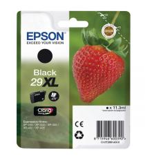 ORIGINALE EPSON T2991XL NERA PER EPSON EXPRESSION HOME XP235 XP332 XP335 XP432 XP435 2991 29XL C13T29914010 CAPACITA' 11,3ML