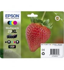 MULTIPACK ORIGINALE EPSON T2996 PER EPSON EXPRESSION HOME XP235 XP332 XP335 XP432 XP435 29XL C13T29964010 CAPACITA' 30,5ML
