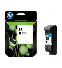 CARTUCCIA HP 15 NERA COMPATIBILE PER HP HP Deskjet 810C 812C 816C C6615D CAPACITA' 30ML