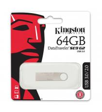 PENDRIVE 16 GB SE9 G2 IN ALLUMINIO 3.0 KINGSTON DTSE9G2/16GB PEN DRIVE 16.0 GB SLIM USB 3.0 KINGSTON