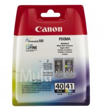CARTUCCIA ORIGINALE CANON PG-40 NERA 0615B001 PER CANON PIXMA IP2200 MP150 MP170 PG40 CAPACITA' 20ML