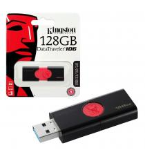 PENDRIVE 32GB DT106 3.1 DT106/32GB KINGSTON DATATRAVEL USB 3.1 Gen 1 Dimensioni: 60mm x 21,2mm x 10mm