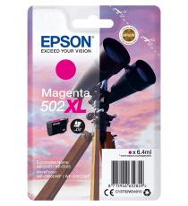 ORIGINALE T502XL CIANO C13T02W24020 PER EPSON WORKFORCE 2860,2865,EXPRESSION HOME XP-5100,5105 470 PAGINE 6,4ml