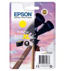 ORIGINALE T502XL MAGENTA C13T02W34020 PER EPSON WORKFORCE 2860,2865,EXPRESSION HOME XP-5100,5105 470 PAGINE 6,4ml