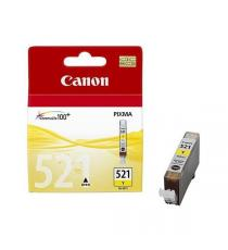ORIGINALE CANON CLI-521 MAGENTA 2935B001 PER CANON Ip3600/IP4600/MP540/MP620/MP630/980 CLI521 9ml 505 PAGINE