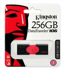 PENDRIVE 128GB DT106 3.1 DT106/128GB KINGSTON DATATRAVEL USB 3.1 Gen 1 Dimensioni: 60mm x 21,2mm x 10mm