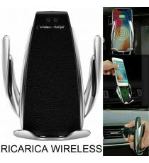 RICEVITORE QI SAMSUNG - RICEVITORE CARICABATTERIE WIRELESS QI ULTRASLIM PER MICRO SUB ANDOROID - SAMSUNG