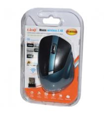 MOUSE OMEGA OM-414 OTTICO WIRELESS 1000DPI NERO