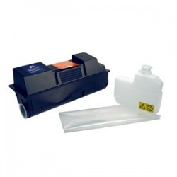 TONER UTAX LP 3240 NERO COMPATIBILE UTAX CD 1340 CD 1440 CD 5140 CD 5240 LP 3240 + VASCHETTA 15.000 PAGINE