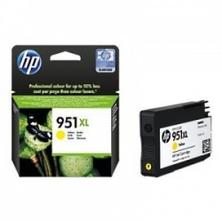 ORIGINALE CARTUCCIA HP 951XL MAGENTA ORIGINALE PER HP PRO8100 PRO8600E PRO8600PLUS CN047AE 1.500 PAGINE CAPACITA' 24ML
