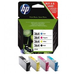 CARTUCCIA HP 364XL NERO PHOTO COMPATIBILE CON CHIP PER HP 5380,6380,5460,8550,5324 CB322EE 364PBK CAPACITA' 18ML CON CHIP