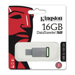 PENDRIVE 16 GB DATATRAVELER 16GB DT50 3.1 - USB 3.0 -DT50/16GB-