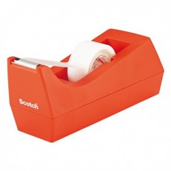 DISPENSER C-38 Arancio + 1 RT Scotch Magic 810 19mmx8,89mt