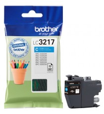 ORIGINALE BROTHER LC-3217BK NERA PER BROTHER MFC J5330DW,J5730DW,J6530DW,J6930DW LC3217 CAPACITA' 550 PAGINE