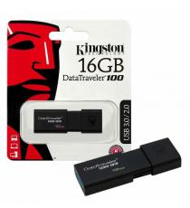 PENDRIVE 16 GB DATATRAVELER DT100 G3 USB 3.0 KINGSTON PEN DRIVE -DT100G3/16GB-